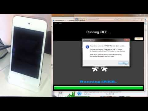 How to Jailbreak iOS 6.1.3 /6.1.2 Untethered Install Cydia