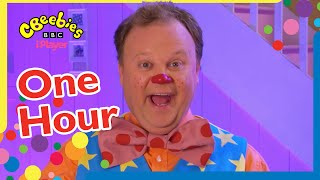 Mr Tumble's Big Playlist | Animals, Showtime and Playtime Fun for kids | CBeebies | 1 HOUR!