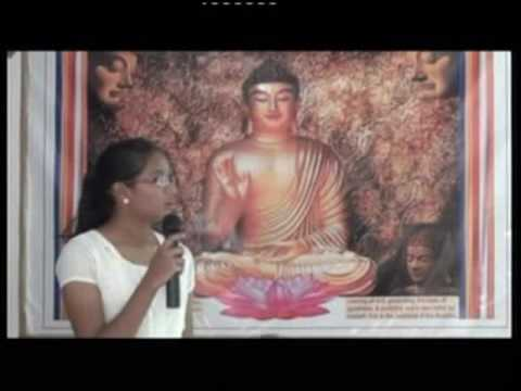 Noble Eightfold Path in Buddhism from Ishita Bouddh_Buddhist girl