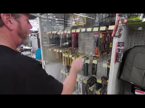 Are Walmart Knives Sharp?