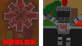 Finding The Secret Ignited Animatronics In Roblox Fazbear S 1985