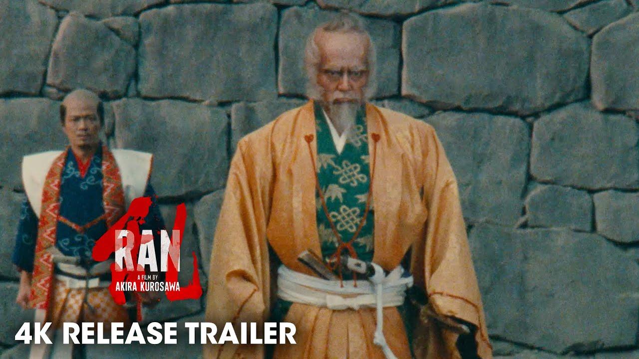 Download Ran (1985 Movie) Official 4K Release Trailer – Akira Kurosawa MP3 Gratis