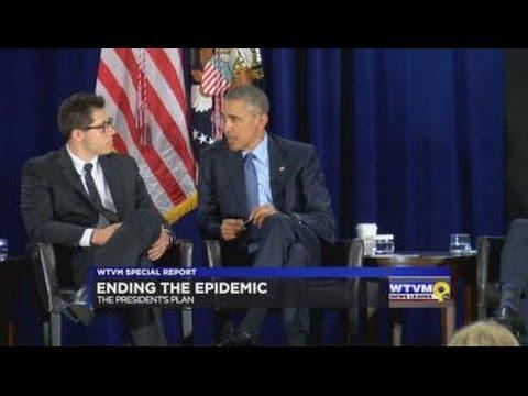 Ending the Epidemic: Part 5 - The President's plan
