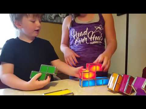 Supershop Tetris Constructible Light Review