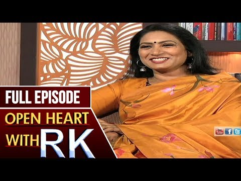 Senior Actress Aamani | Open Heart with RK | Full Episode | ABN Telugu