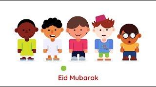 Best Eid Song 2017 | Muslim Kids TV | Blessed Eid
