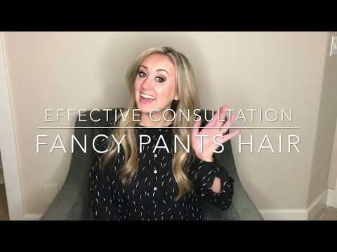 The Perfect Client Hair Consultation - Pro Tips