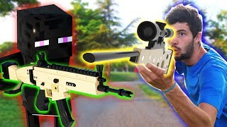 Fortnite meets Minecraft