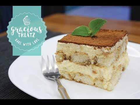 Easy Eggless Tiramisu Recipe