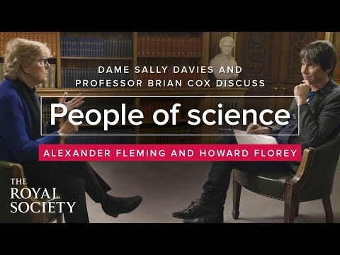 People of Science with Brian Cox - Dame Sally Davies