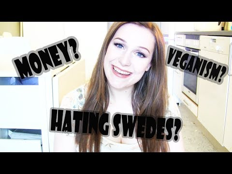 FAQ!(Hating swedes, rich Norwegians, traveling in Norway and more!) ENG/NO Subs