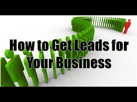 How To Get Maximum Business Leads - How to Boost Your Sales