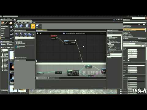 Unreal Engine 4 Tutorial - Basic Hunger System 2/3