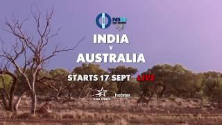 INDvAUS: The Kangaroos enter Tiger territory!