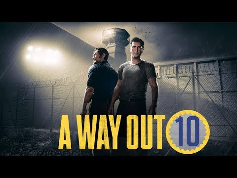A Way Out Part 10 - SLAM DUNK
