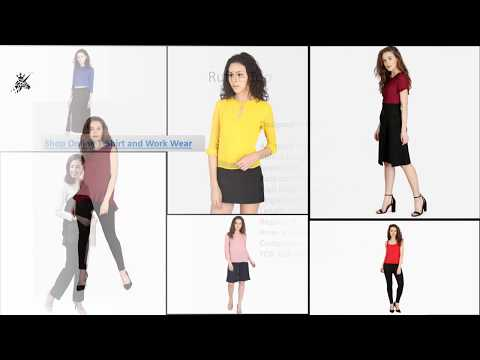 Samshek Online Custom-Made Clothes & Tops For Women At Affordable Prices