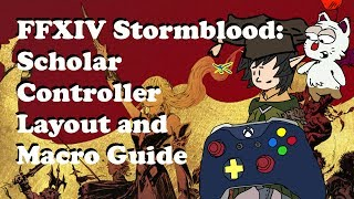 FFXIV: Stormblood Gameplay - 27 - Scholar - Castrum Abania