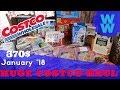 HUGE January Costco Haul -- 370$