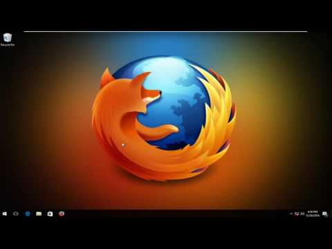 How To Make Mozilla Firefox Default Web Browser In Windows 10