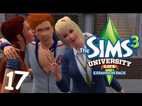 Let's Play: The Sims 3 University Life - (Part 17) - Forbidden Fruit