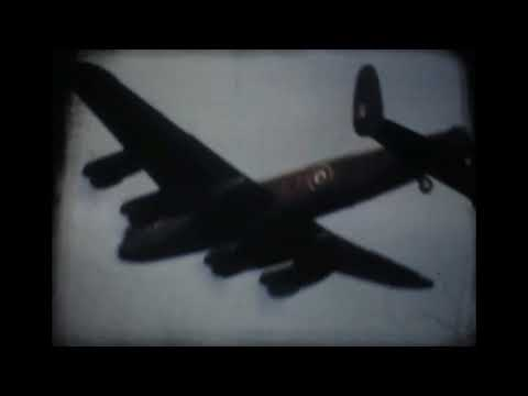 1970's UK Airshow caught on 8mm film. Music Ride of the Valkyries by Wagner.