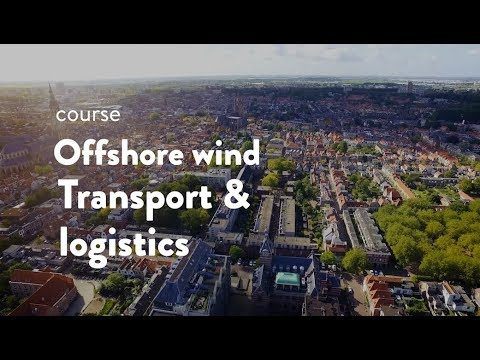 Course: Offshore wind transport and logistics (teaser sep17/mar18)