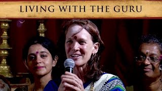Living With The Guru Glimpses Of Nithyananda Yogam mp3