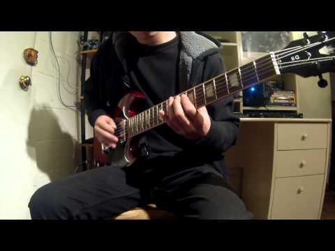Legend - Shadow Stalker [Guitar Cover]