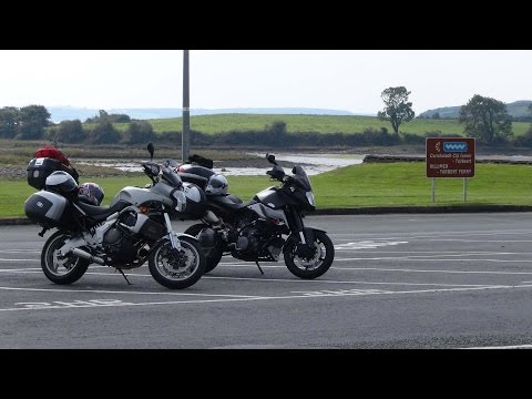 Motorcycle Diaries - Ireland 2014