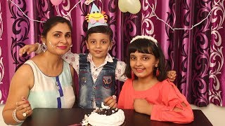 HAPPY BIRTHDAY || Kids Comedy Show #Kids #Party || Aayu And Pihu Show