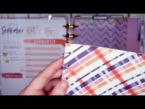 CLASSIC HAPPY PLANNER MAY SETUP | SPRING CLEANING MY HAPPY PLANNER