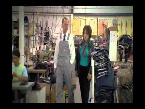 ABC TV: Made in USA Jeans & Overalls by Round House since 1903 www.round-house.com