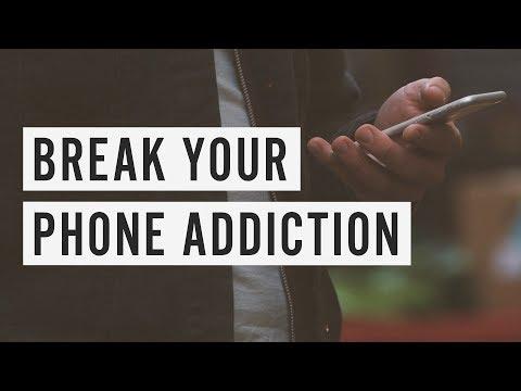 Break Your Phone Addiction