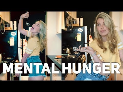 What I Ate (vegan, duh) + Mental Hunger in Recovery