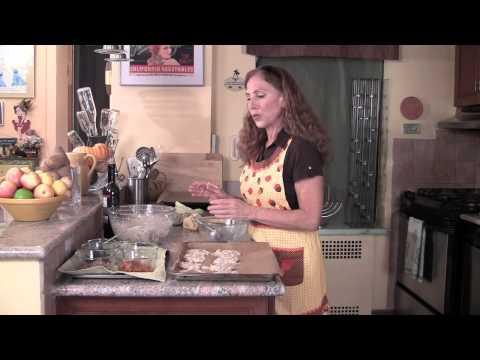 Baked Potato Pancakes (Latkes)