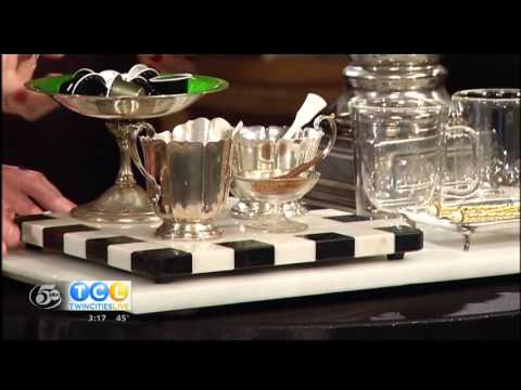 How To Make a Cocktail or Coffee Bar with Susie Ries