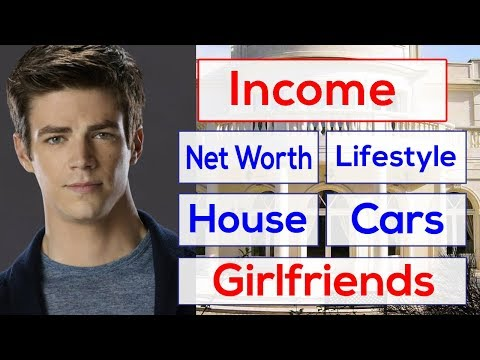 Grant Gustin Income, House, Cars, Luxurious Lifestyle & Net Worth