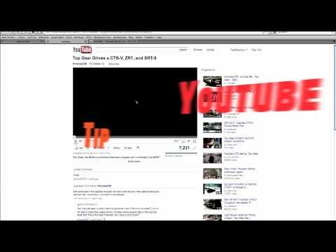 What is a linked comment and how to make one on youtube