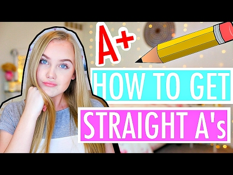 How To Get a 4.0 GPA | Stay Motivated In School