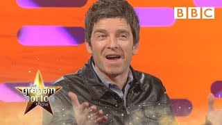 Noel Gallagher and The CIA - The Graham Norton Show - Series 10 Episode 9 - BBC One