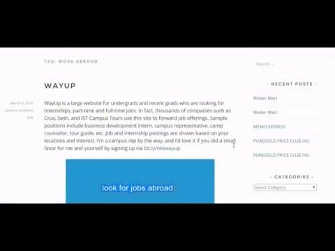 Job Hiring Philippines Site