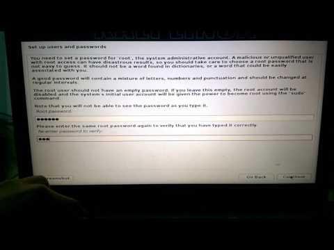 Cài đặt Kali Linux chuẩn UEFI trên máy ASUS