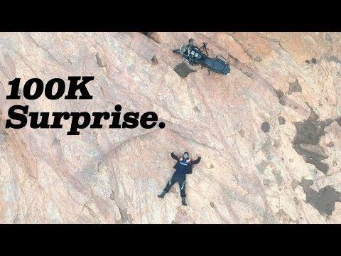 100000 Subscribers | Surprise | BigbangBiker
