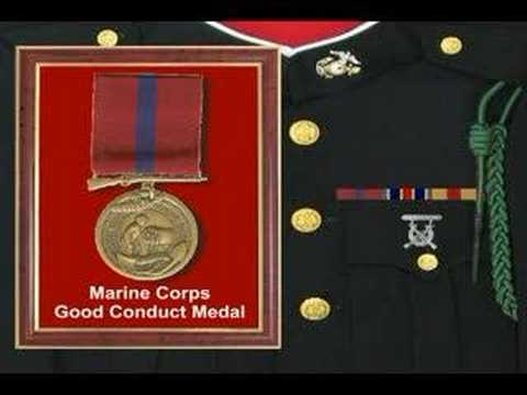 Military Medals of the US