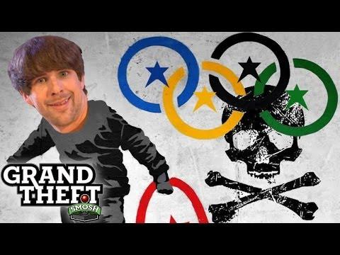 TRIATHLON OF DEATH (Grand Theft Smosh)