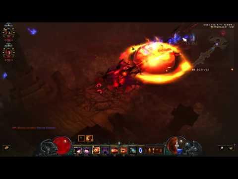 Diablo 3: The Diversity Of Uncommon Builds (Team 6/12 Grift 51 v2.4.0)