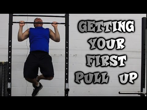 How To Do Pull Ups If You Can't