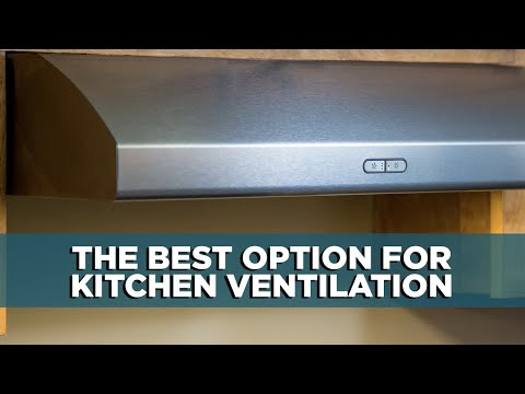 Here's Why a Kitchen Range Hood is Better than a Vented Microwave?