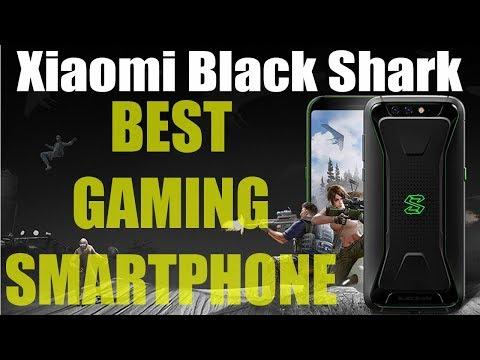Xiaomi Black Shark - Best Gaming Smartphone 2018