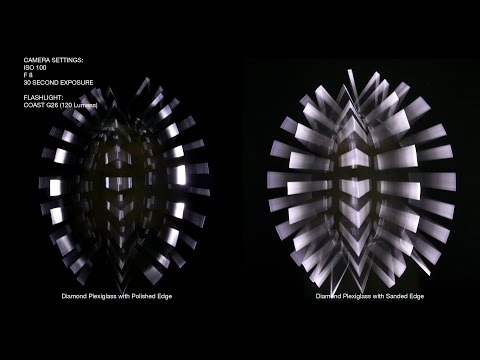 Light Painting Tutorial: Light Painting Brushes Plexiglass Tips and Tricks
